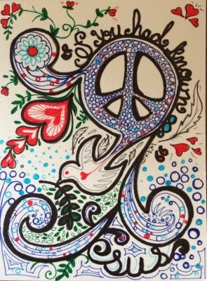 Know Peace--Jesus!