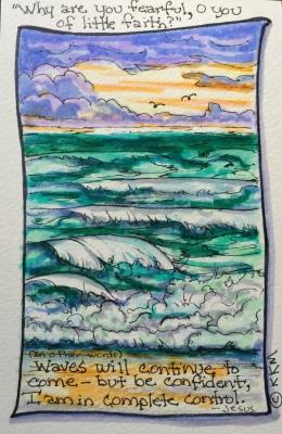 Enjoy the waves